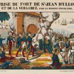 Primera intervención francesa en México