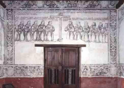 primeros doce franciscanos de la nueva españa