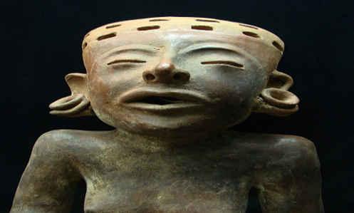 estatua totonaca
