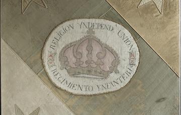 bandera trigarante 1821