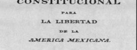 Constitucion de apatzingan historia